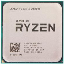 AMD RYZEN 5 2600X 3.6GHz AM4 TRAY CPU